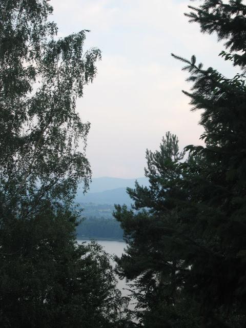 popołudnie w górach