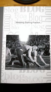 Wrestling Starting Position