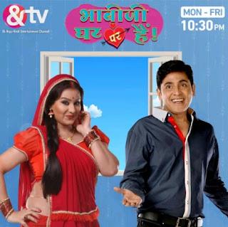 Bhabhi Ji Ghar Par Hai! And Tv Show wiki Story,Cast,Hindi Episodes,Timing