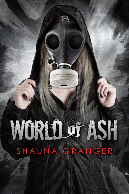 Cover Reveal: World of Ash