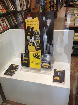 Exposat a llibreria