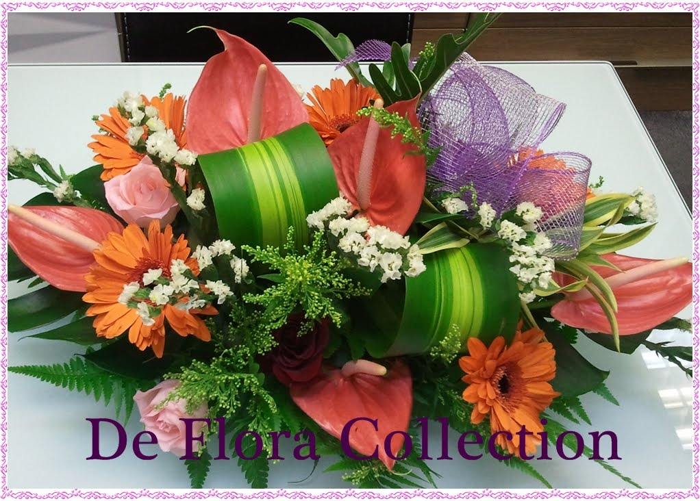 De flora collection tf 3 table arrangement for Table th tf 00 02