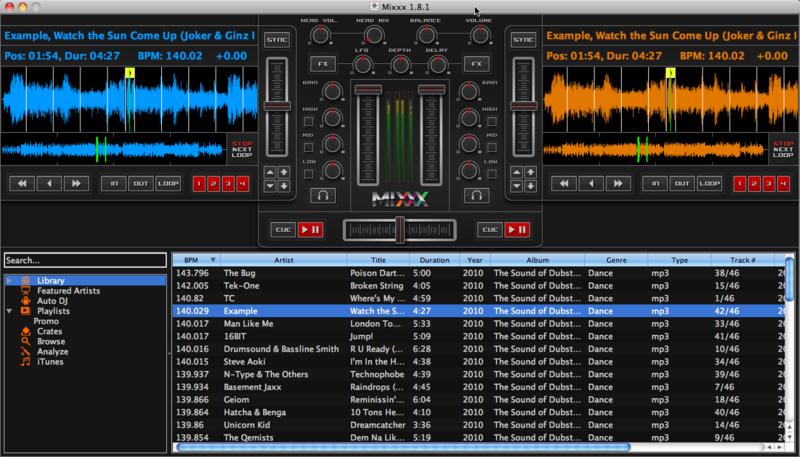 how to  radio dj software