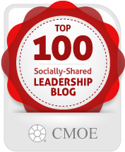 Included in Top #Leadership Blog List Two Years in a Row (2013-2014)
