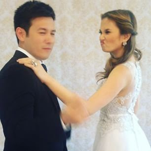 isabel oli and john prats wedding set for may 16 mykiru