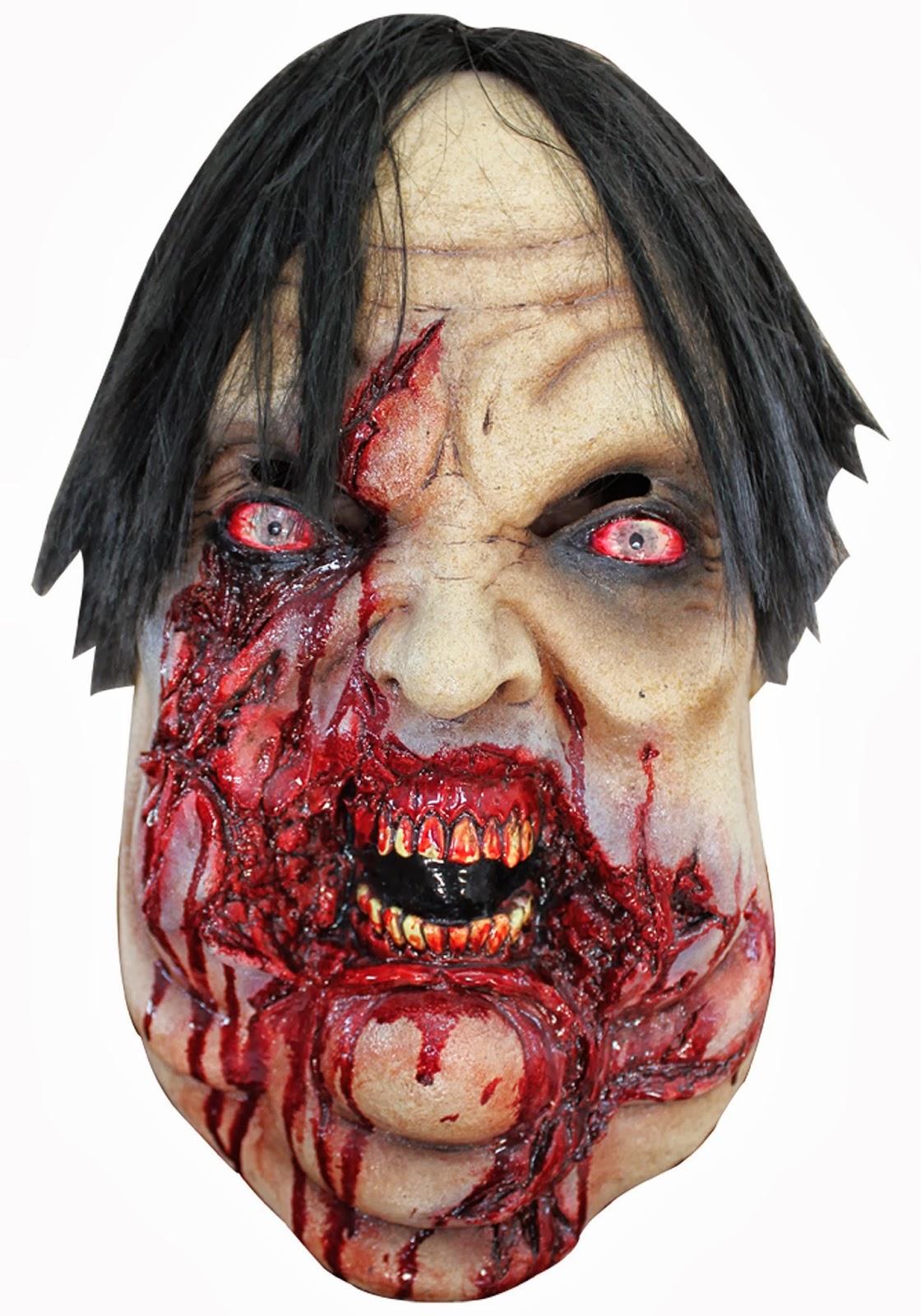 Multinotas Halloween Mascaras de Terror parte 1