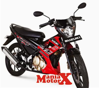Gambar Suzuki Satria Fu 150