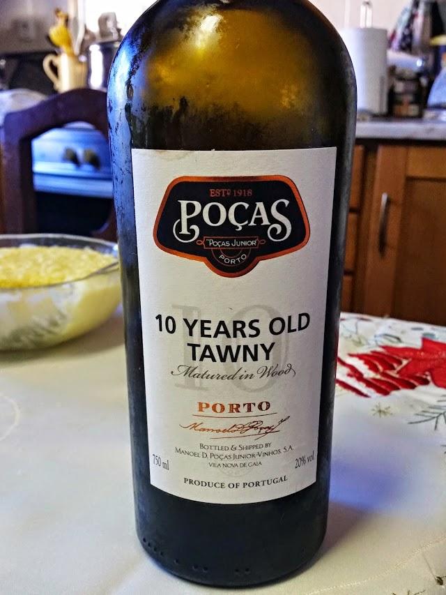 Poças Tawny 10 anos - reservarecomendada.blogspot.pt
