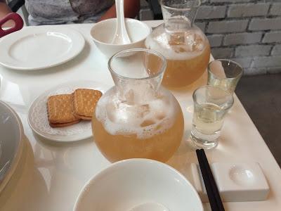 Lychee Tea at Arteastiq