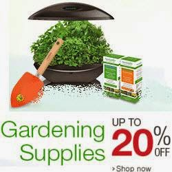 Amazon: Buy Gardening Supplies upto 37% off