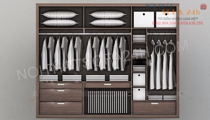 Tủ áo TA056