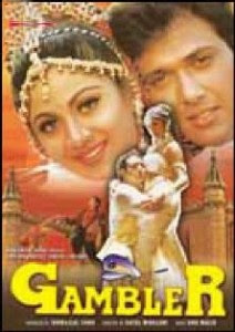 Gambler 1995 Hindi Movie Watch Online