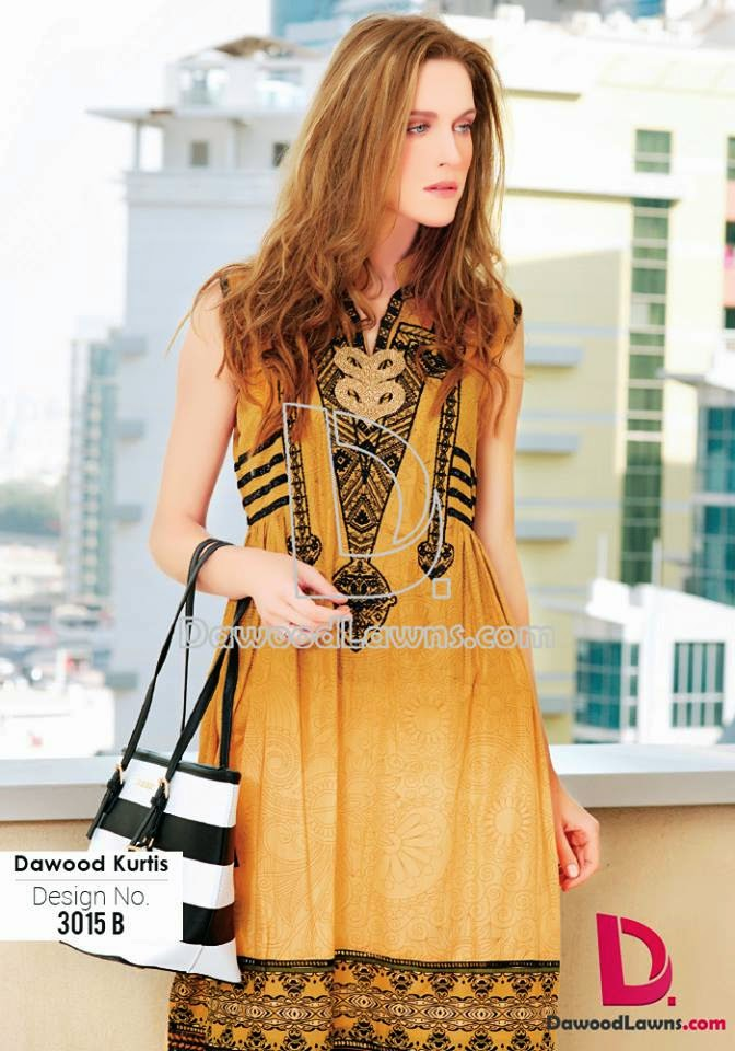 Latest lawn kurti collection