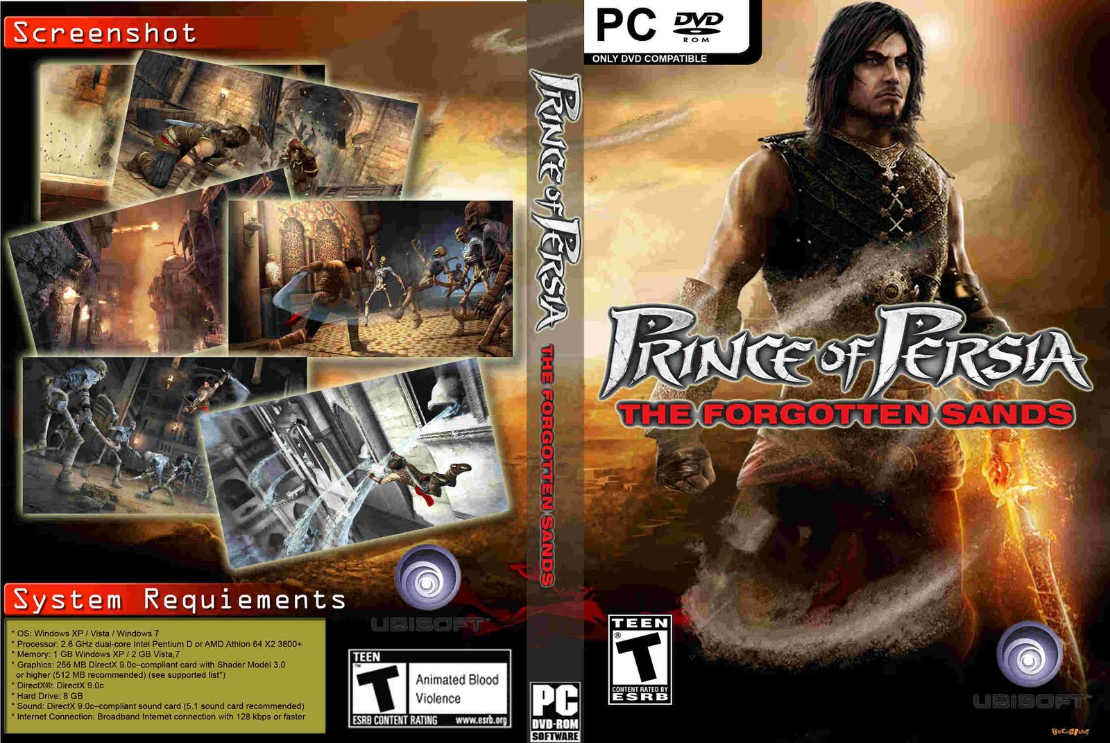 Prince of persia patch 2008 pc sexy streaming