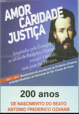 ANTONIO FREDERICO OZANAM
