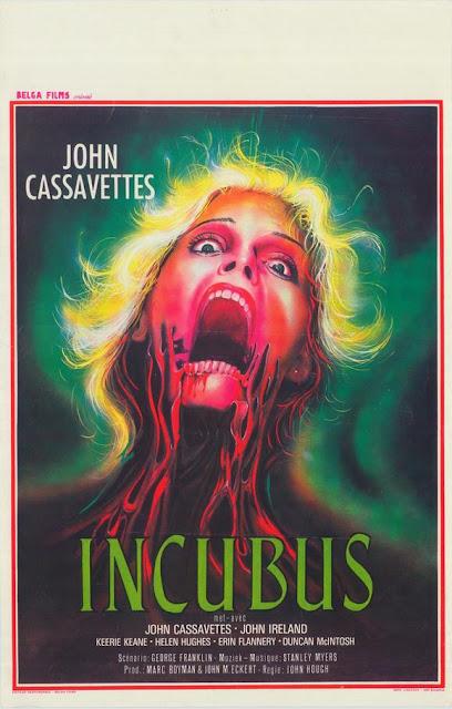 El Incubus, una increible pelicula de terror de 1982