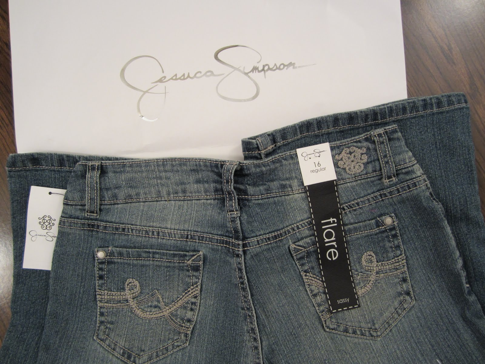 Fashion Friday Jessica Simpson s Girl s Clothes Line is