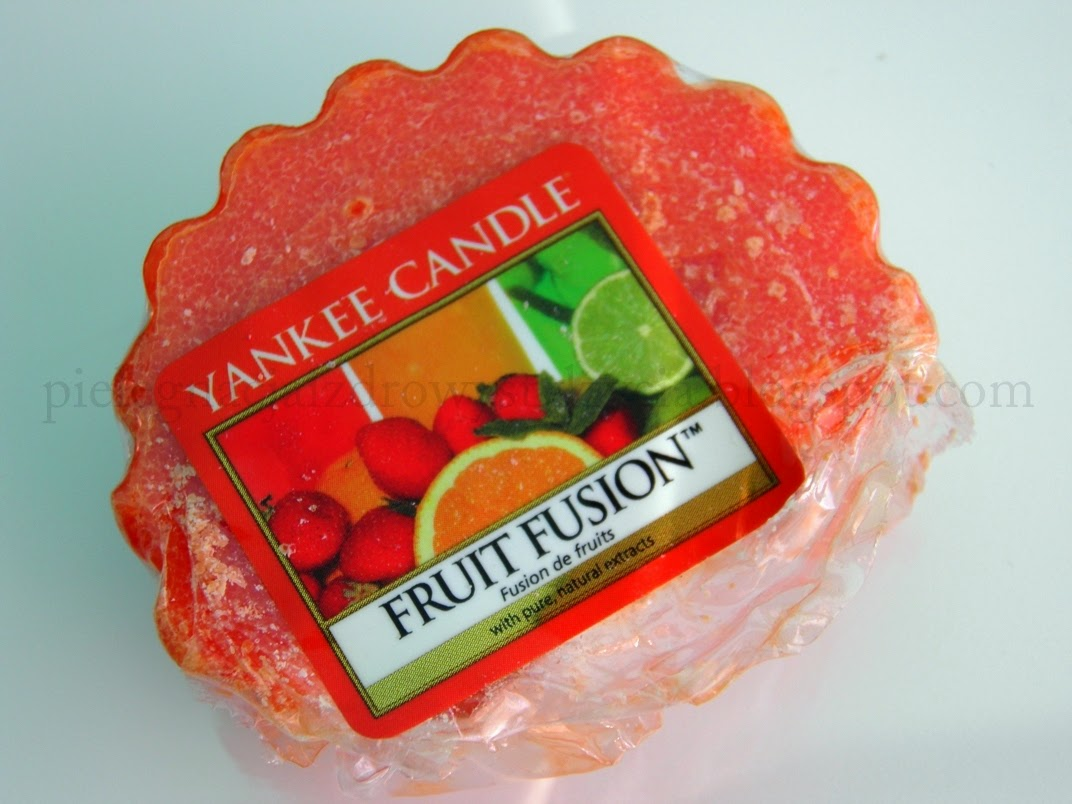 Yankee Candle: Fruit Fusion i Red Velvet