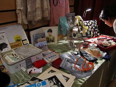 Vintage Fair Stall