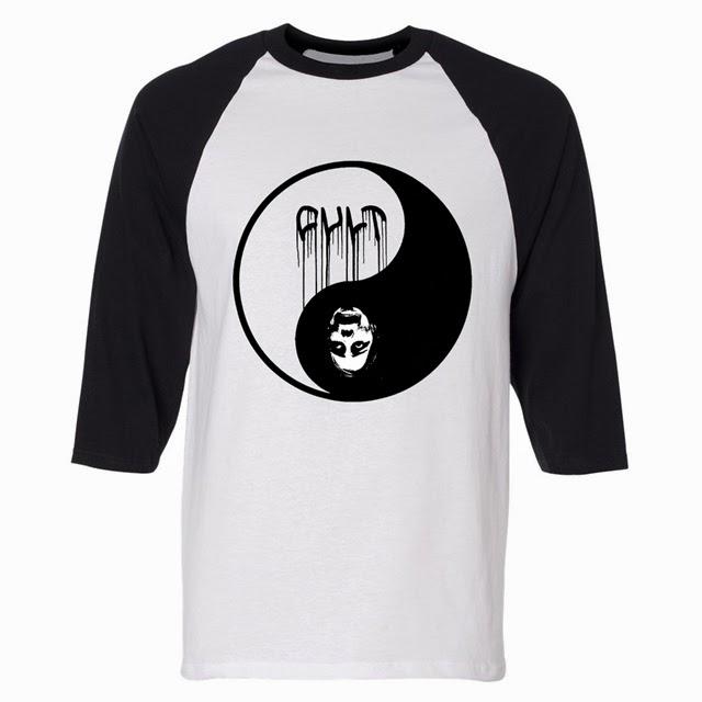 Camiseta CULT yin yang $70.000