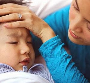 Penyakit Kejang-kejang anak (Step atau Stuip), Penyebab dan Cara Mengatasinya