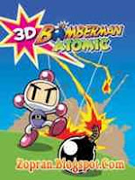 bomberman atomic 3d game