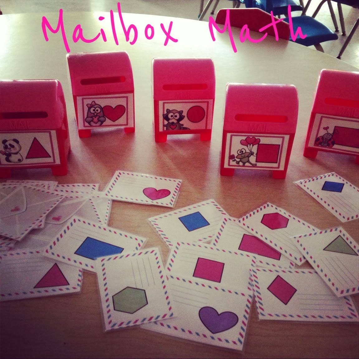preschool mailbox mrs preschool mailbox math 165