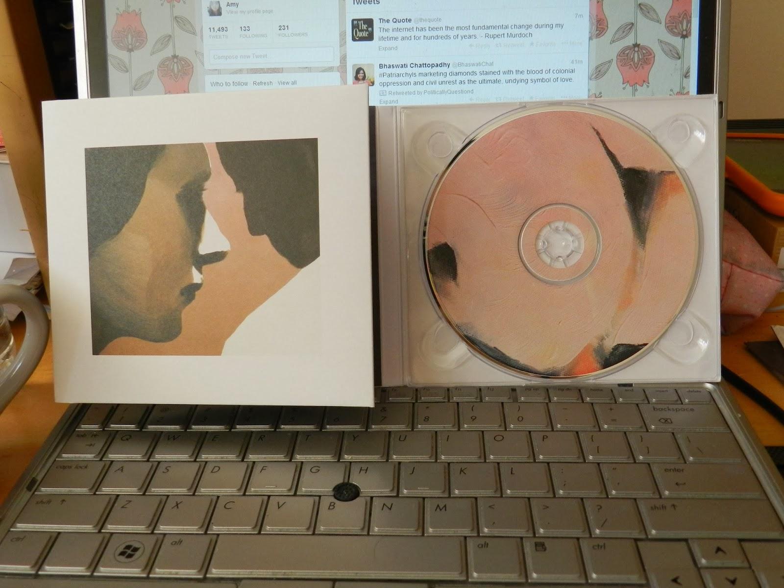 the brink, the jezabels, cd, album, inside