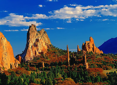 Garden of the Gods, Colorado Springs, CO #Colorado #ColorfulColorado www.thebrighterwriter.blogspot.com