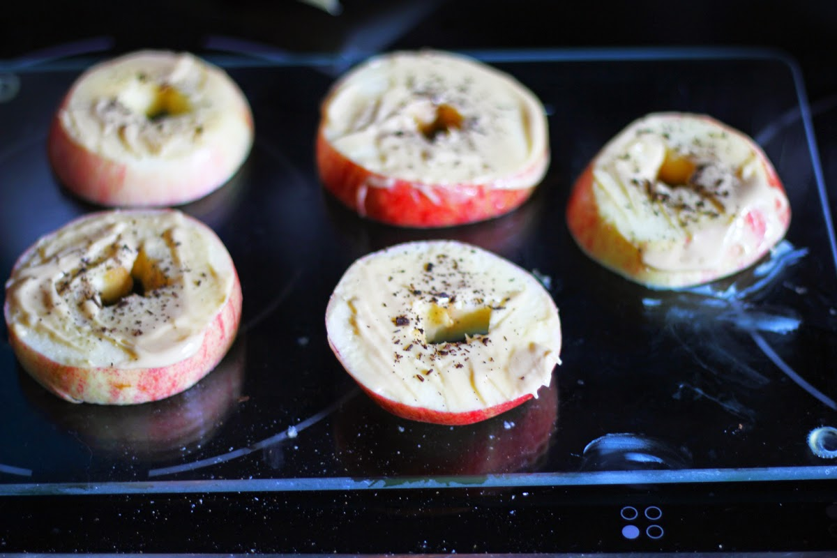 apfel cashewmus myberlinfashion cookwithmemonday