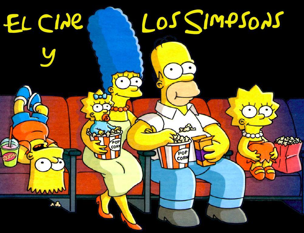 El Cine Y Los Simpsons