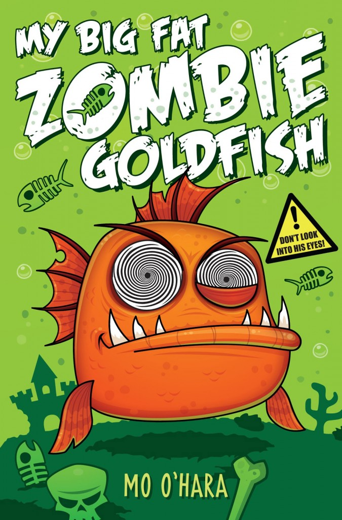 My Big Fat Zombie Goldfish 6: Jurassic Carp, OHara, Mo, Used; Good Book