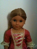 Elizabeth Cole!  (Danielle's Doll)