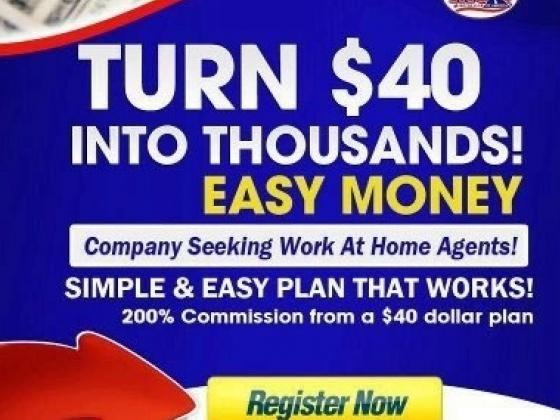 Start Making Money by Next Week