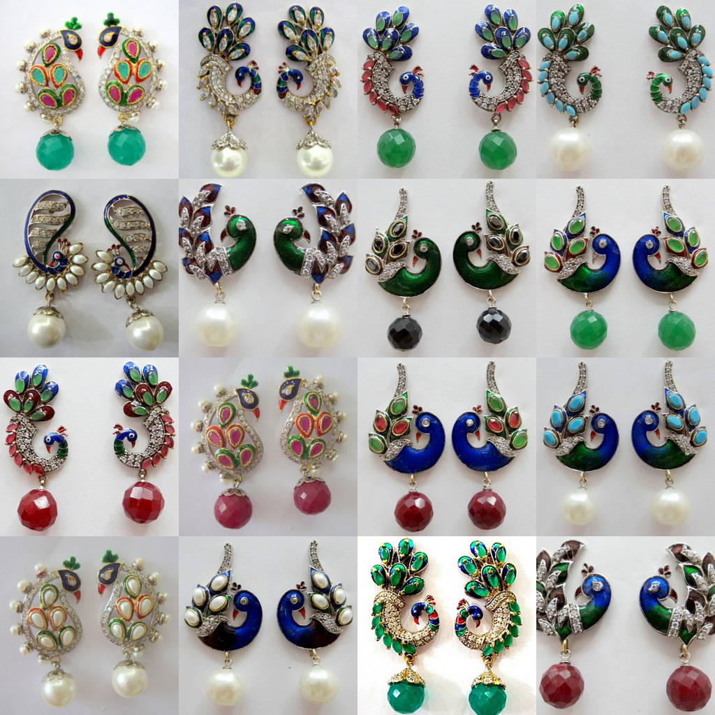 Peacock Collection Jewelry ~ Jewellery India
