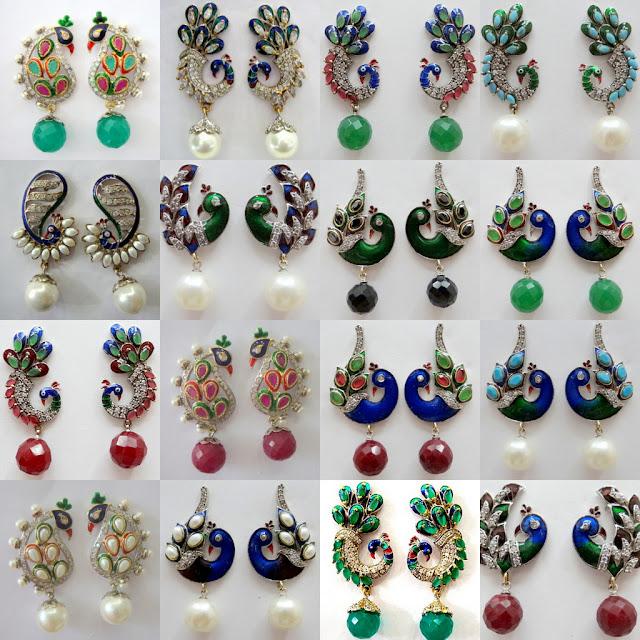 Peacock Jewelry