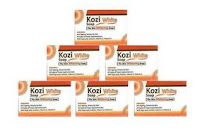 Kozi White Skin Whitening Soap 75gm Pack of 10