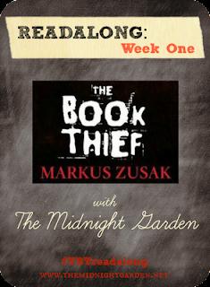 The Book Thief Readalong: Week One