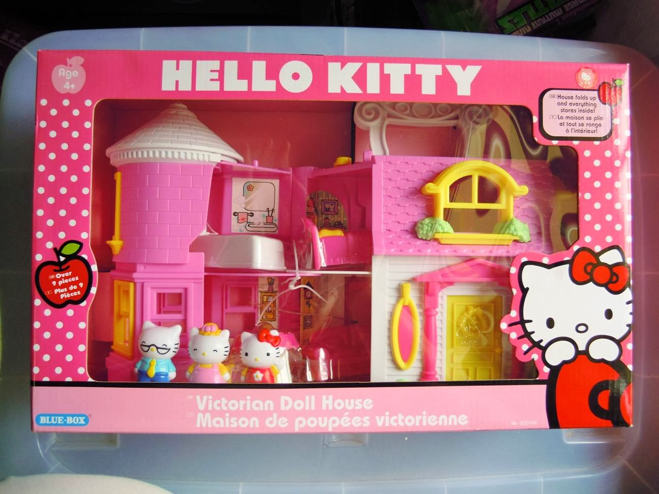 Hello Kitty Toy House : Kamen rider fever for now november purchase