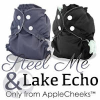 AppleCheeks Lake Echo and Steel Me
