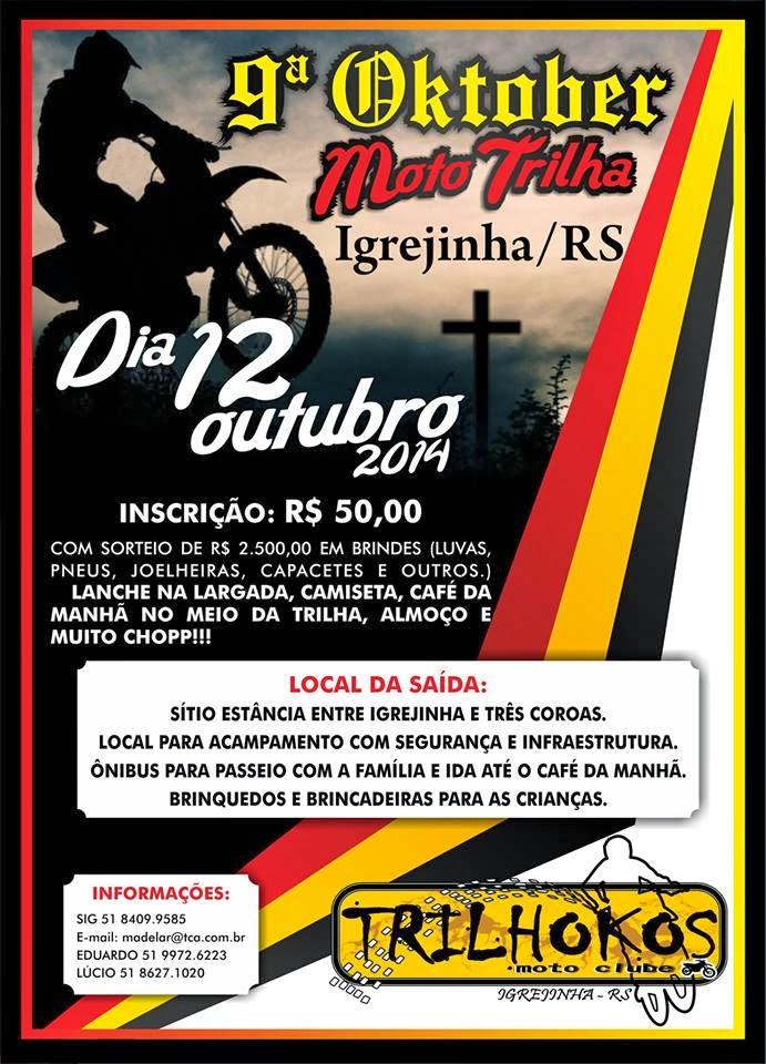 Igrejinha-RS, 12 Out