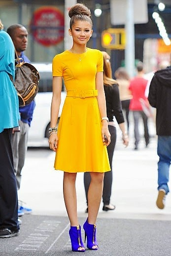 Working Style This Week: Zendaya