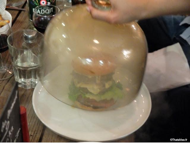 Le Burger Qui Fume, Restaurant BAB Bar à Burgers Paris 10ème