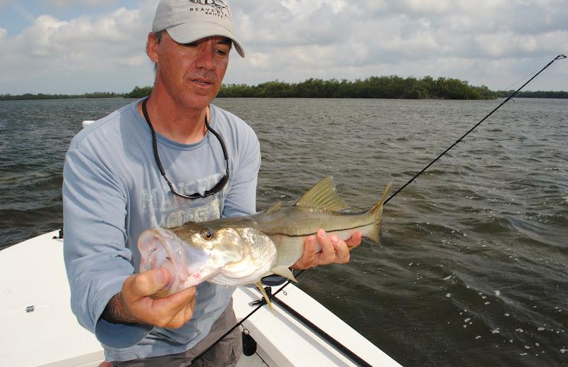 The pine island angler pine island fishing report slim for Island current fishing report
