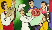 la pizza - vendido - Carlos Finamor - Pappa Pizza
