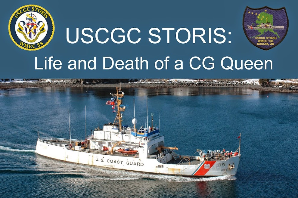 USCGC STORIS - Life and Death of a CG Queen