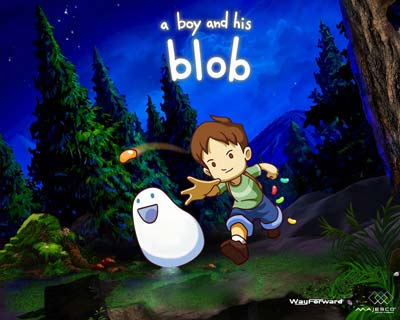 A Boy and His Blob Download for PC