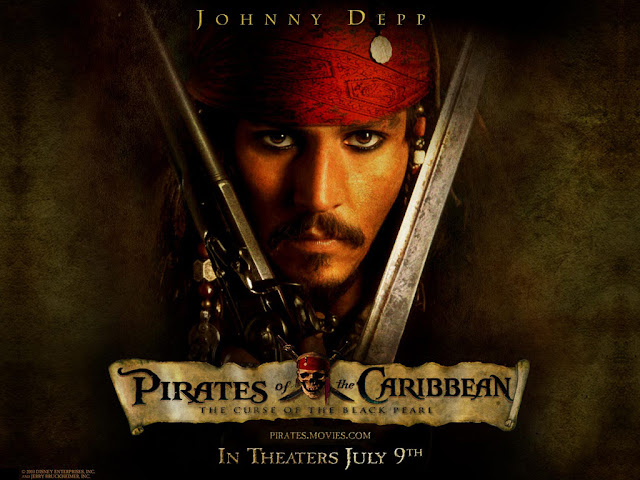 Pirates of the Caribbean: The Curse of the Black Pearl (2003) HD 720p ~Full Movie Online~