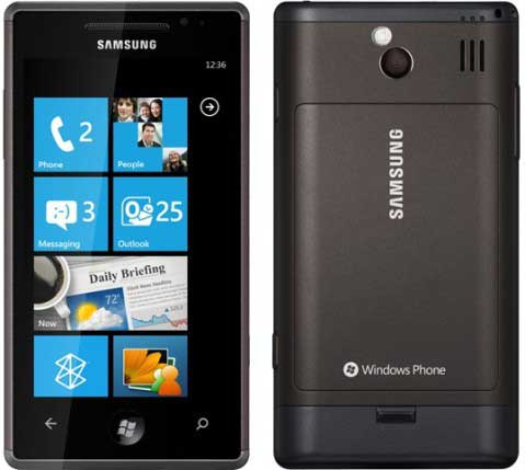 Samsung Releases New Windows Phone
