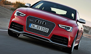2012 Audi RS5 Wallpaper